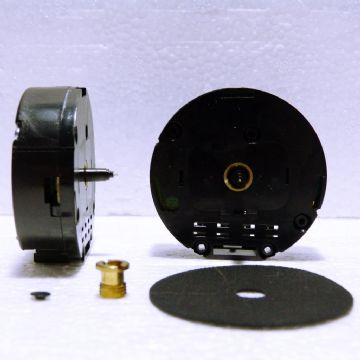 10mm microshaft Round UTS carriage clock movement.